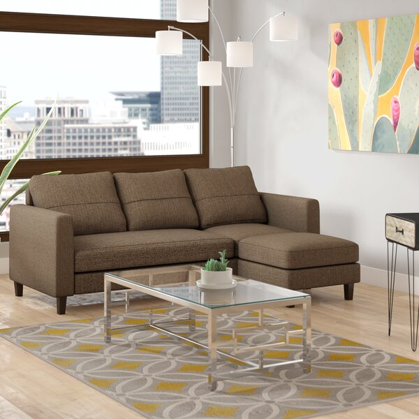 Our Special Rodrigo Reversible Sectional with Ottoman by Latitude Run by Latitude Run