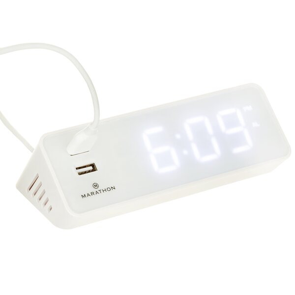 Alarm Clock by Marathon Watch Company