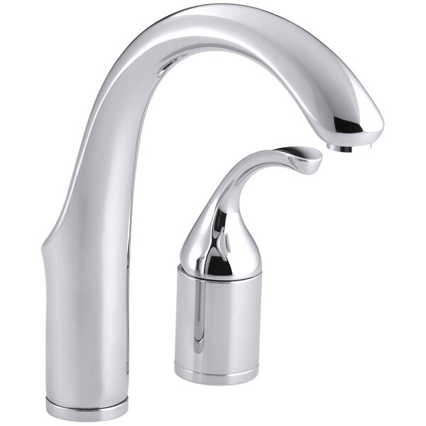 Forté Two-Hole Bar Sink Faucet with Lever Handle by Kohler