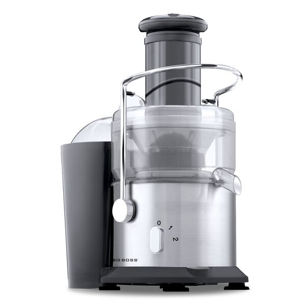 800 Watt Electric Countertop Power Juicer by Big Boss