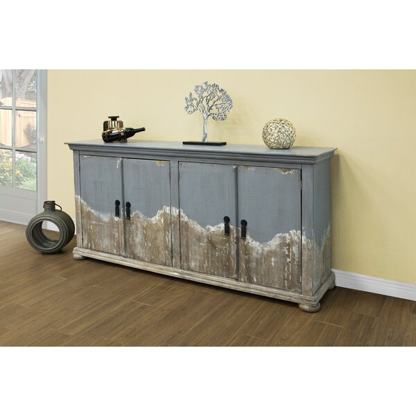 Crillon Solid Wood TV Stand For TVs Up To 78