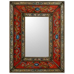World Menagerie Cajamarca Warmth Wall Mirror