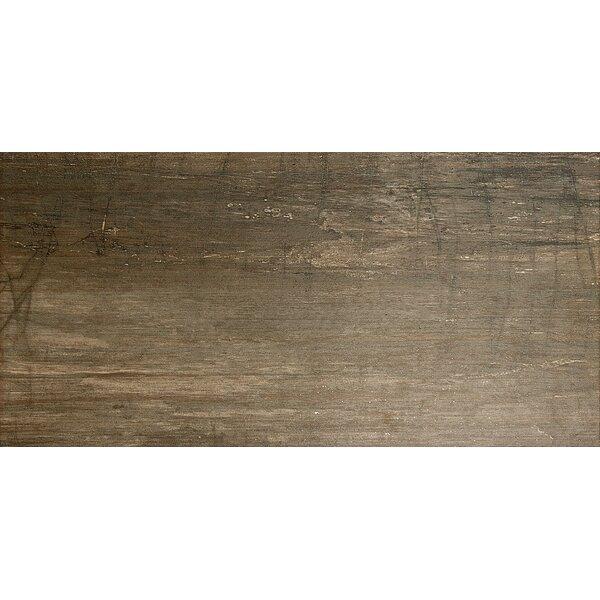 Madera 12 x 24 Porcelain Wood Look/Field Tile in Lumber by Emser Tile