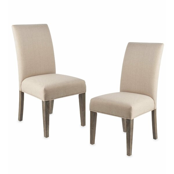 Deep Creek Upholstered Dining Chair (Set of 2) by Plow & Hearth