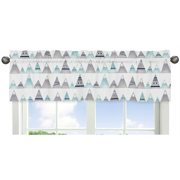 Mountains 15 Window Valance by Sweet Jojo Designs