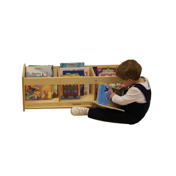 Open Front Toddler Portable Book Display by Kids' Station