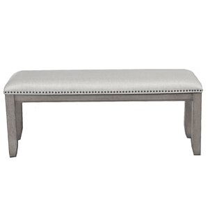 Tarentum Upholstered Bench by Gracie Oaks