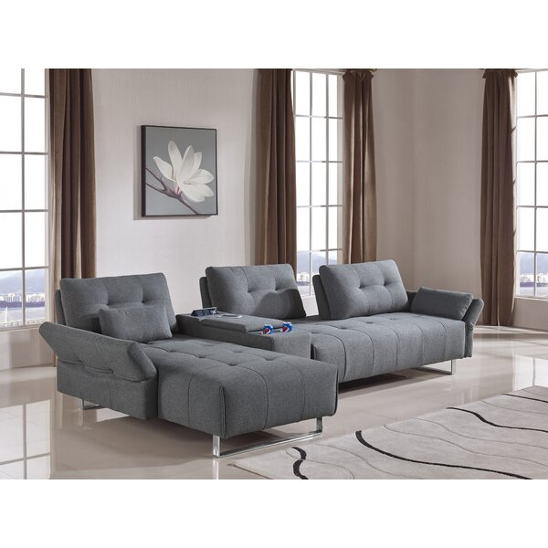 Parmelee Modular Sectional with Storage by Orren Ellis