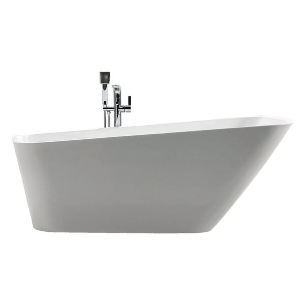 Dahoon 67 x 31.5 Freestanding Soaking Bathtub by Jade Bath