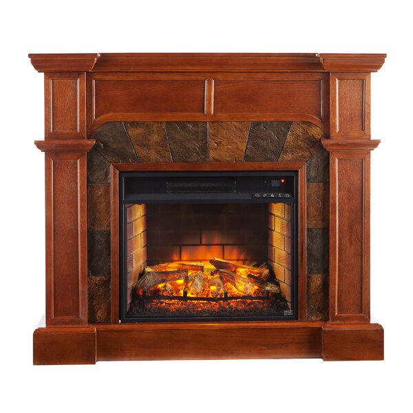 Forres Infrared Fireplace by Charlton Home
