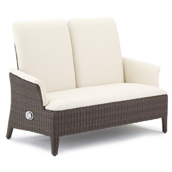 Harman Loveseat with Cushions by Brayden Studio