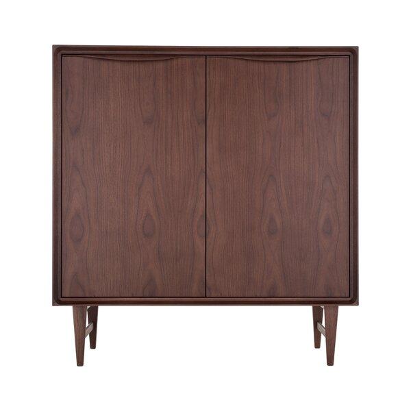 Cresskill 2 Door Accent Cabinet Corrigan Studio CSTD7556