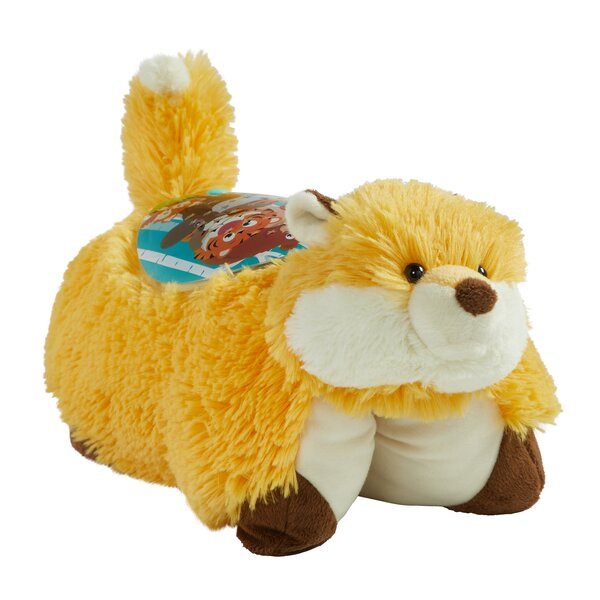 Sleeptime Lite Wild Fox Plush Night Light by Pillow Pets