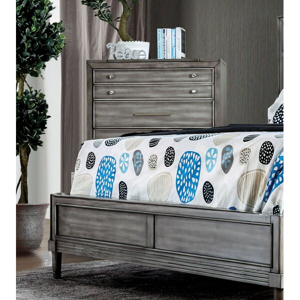Barnesville 5 Drawer Chest by One Allium Way