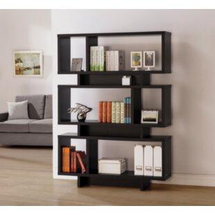 Halverson Geometric Bookcase