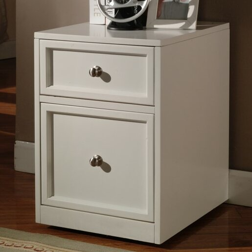 Veda 2-Drawer Wood Lateral File by Beachcrest Home