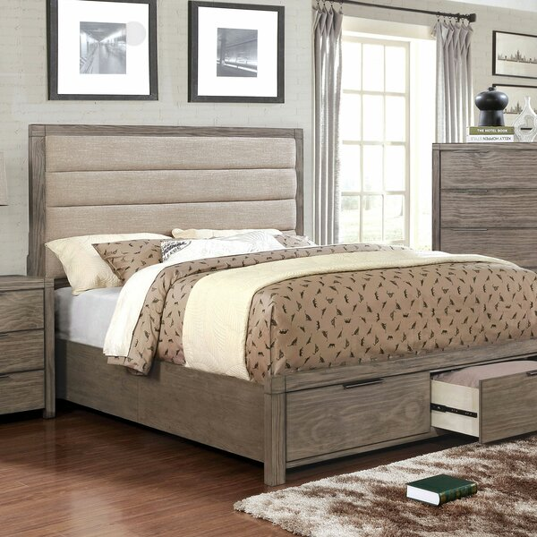 Elowen Upholstered Storage Platform Bed by Gracie Oaks