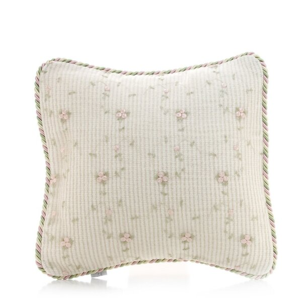 Madelynn Throw Pillow by Viv + Rae