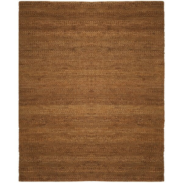 Tyler Hand-Woven Gold Area Rug by Laurel Foundry Modern Farmhouse