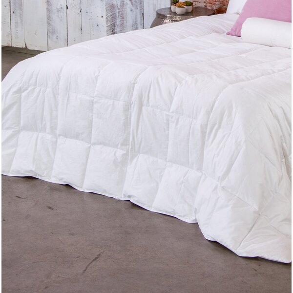 Extra Light Weight Down Comforter by Alwyn Home