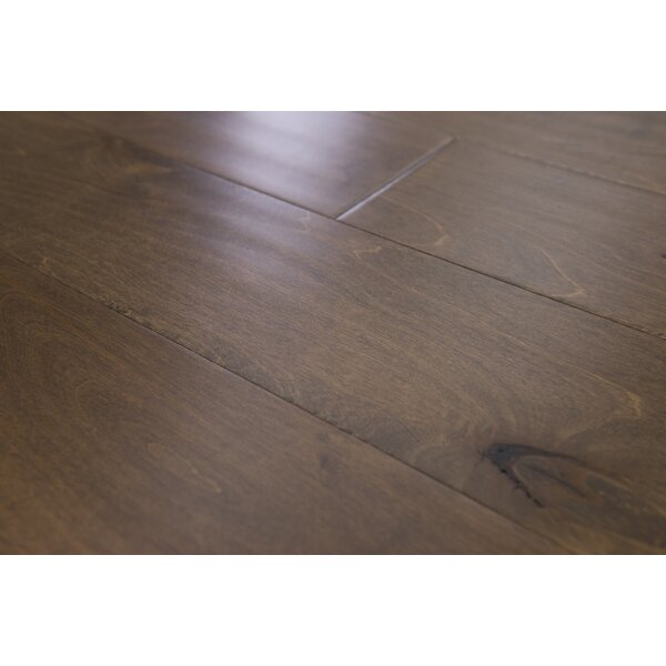Bern 5 Engineered Birch Hardwood Flooring in Fennel by Branton Flooring Collection