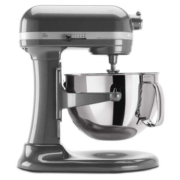 Professional 600 Series 10 Speed 6 Qt. Stand Mixer - KP26M1X by KitchenAid