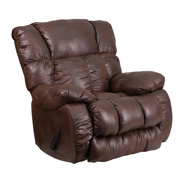 Mcduffy Breathable Comfort Padre Manual Rocker Recliner