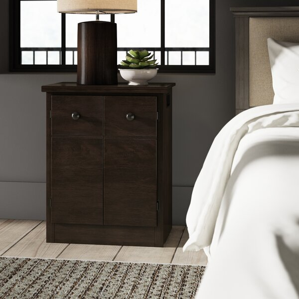 Fyfe Nightstand by Alcott Hill