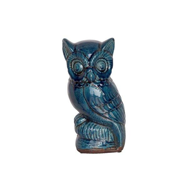 Ceramic Owl Gloss by Urban Trends