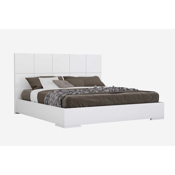 Georgii King Storage Platform Bed by Orren Ellis