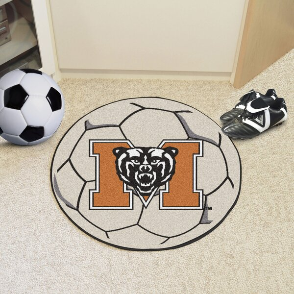 NCAA Mercer University Soccer Ball by FANMATS