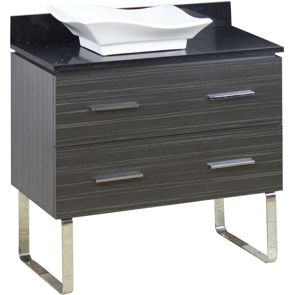 Dunamuggy 36 Single Bathroom Vanity Set by Royal Purple Bath Kitchen