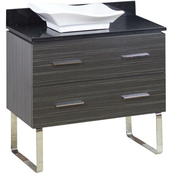 Dunamuggy 36 Single Bathroom Vanity Set by Royal Purple Bath Kitchen