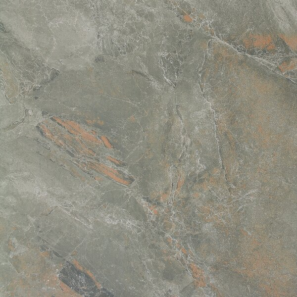 Ikema 18 x 18 Porcelain Field Tile in Graphite by Parvatile