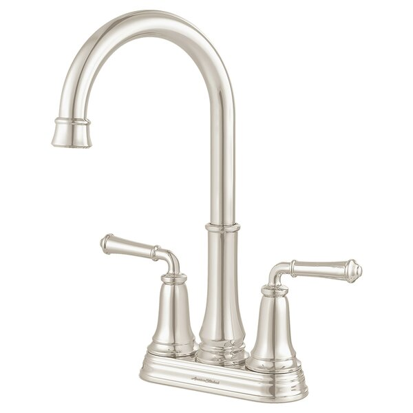 Delancey Double Handle Kitchen Faucet by American Standard