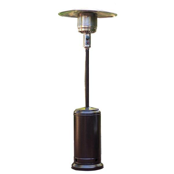 Umbrella Portable 41,000 BTU Propane Patio Heater by SUNHEAT International