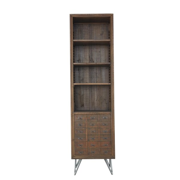 Cabrera Standard Bookcase by Gracie Oaks