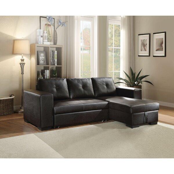 Review Telma Sleeper Sectional Sofa