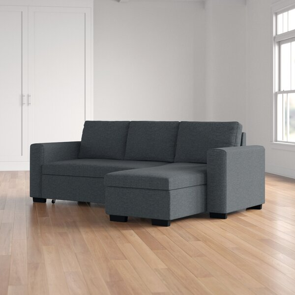 Gravette Right Hand Facing Sleeper Sectional By Three Posts Teen