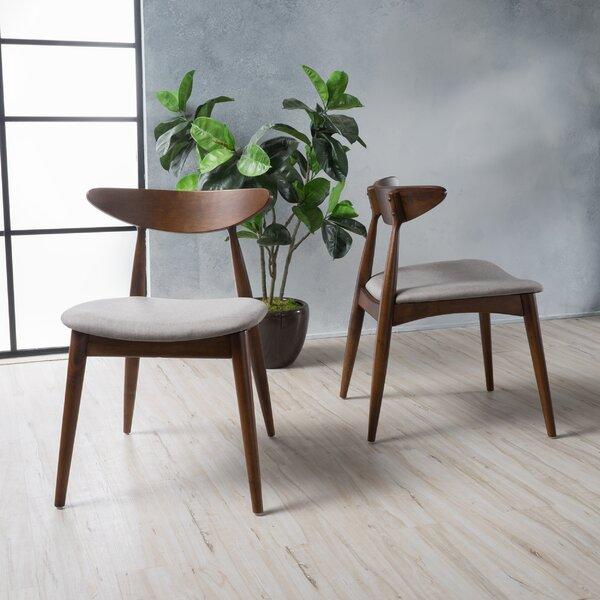 Drumnadrough Solid Wood Dining Chair (Set Of 2) By Corrigan Studio