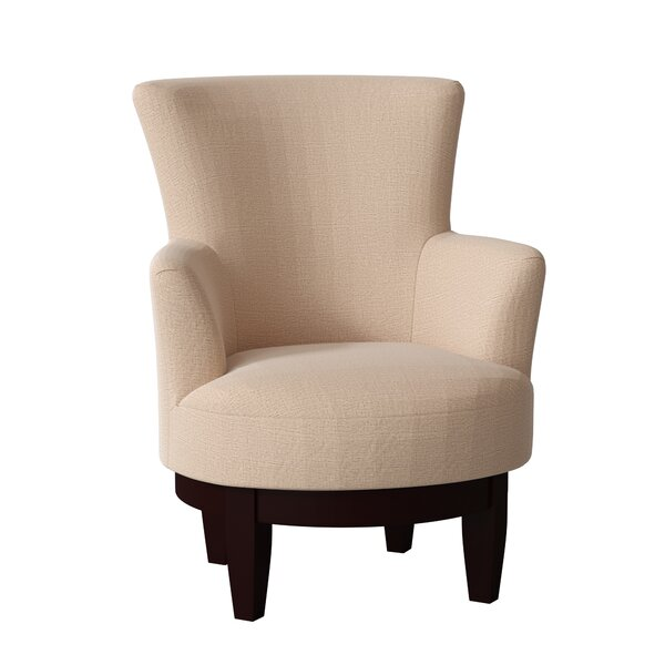 Aliceville Swivel Armchair by Darby Home Co