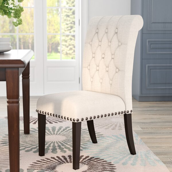 Bumgardner Side Chair (Set of 2) by Three Posts
