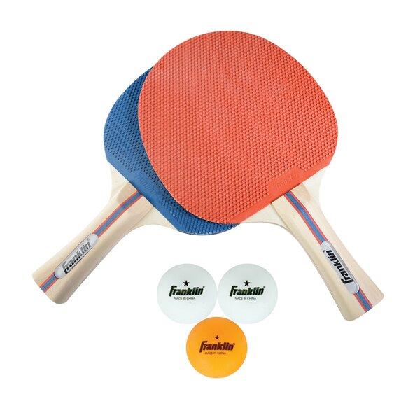 Racket Set (Set of 5) by Franklin Sports