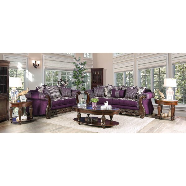 Ridenhour Configurable Living Room Set by Astoria Grand