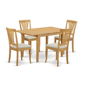 Phoenixville 5 Piece Dining Set