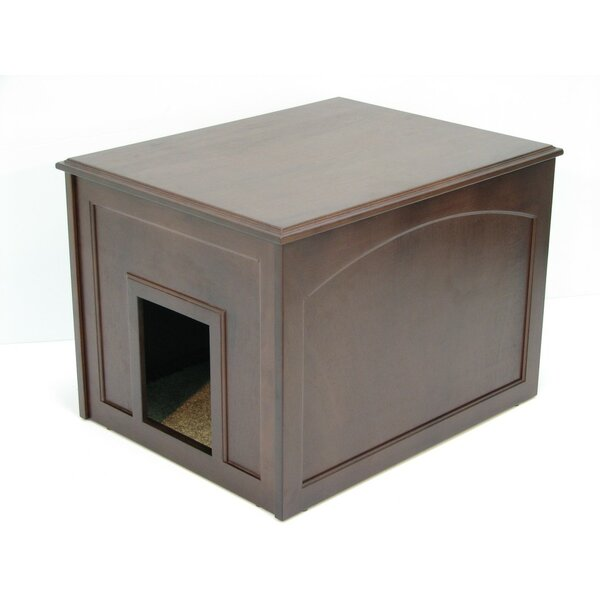Aquarius Cat Condo & Litter Box Enclosure by Archie & Oscar