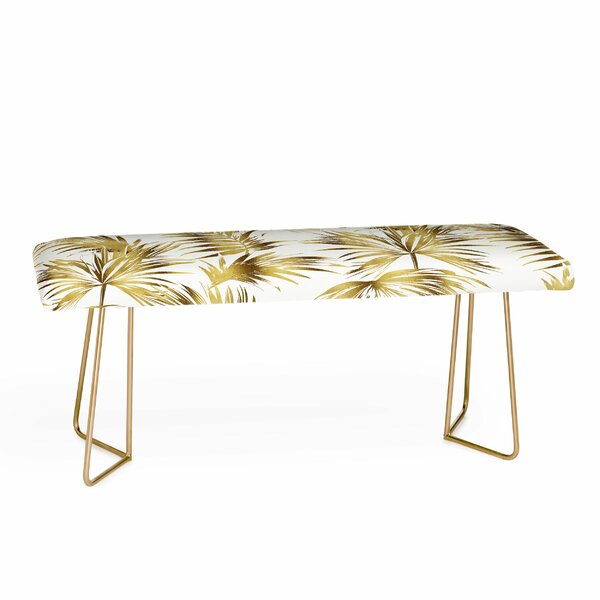 Marta Upholstered Bench By East Urban Home New Design