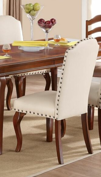 Bethany Upholstered Side Chair (Set Of 2) By A&J Homes Studio
