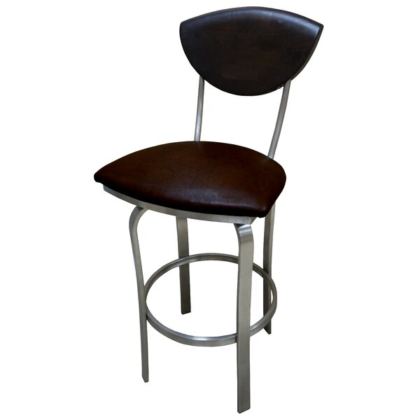 Mccracken Swivel Bar & Counter Stool By Latitude Run