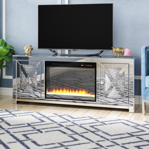 Abe TV Stand For TVs Up To 65